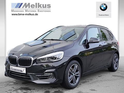 BMW 218 i Active Tourer Sport Line