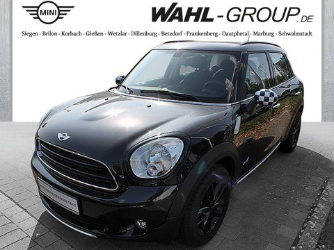 MINI Cooper D Country man ALL4 Pepper igkeit
