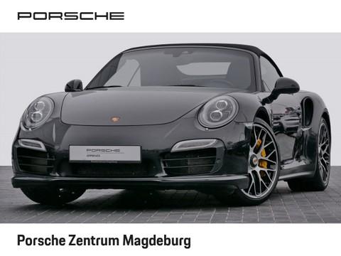 Porsche 991 (911) Turbo S Cabrio LRH