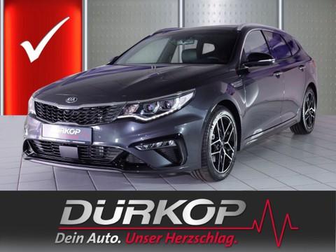 Kia Optima 1.6 CRDi Sportswagon GT Line - Techno - Luxus Paket