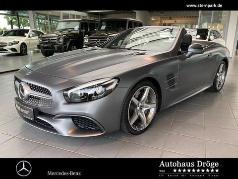 Mercedes-Benz SL 500 AMG Distro H K