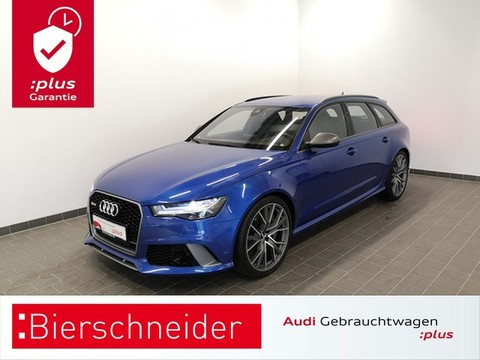 Audi RS6 performance 305KM H 21 CONNECT ASSISTENZ