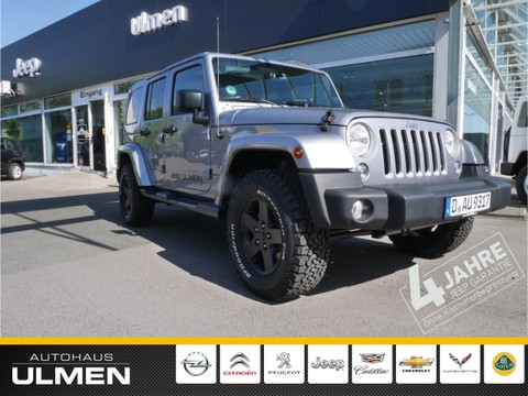 Jeep Wrangler 2.8 Unlimited Sahara CRD