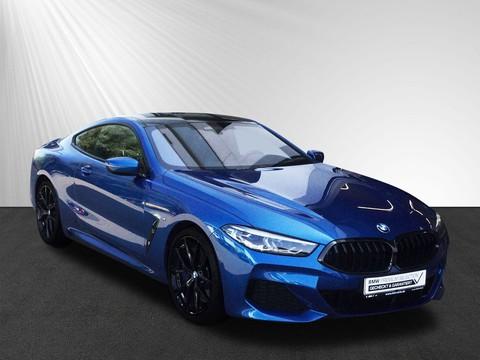 BMW 840 d xDrive Coupe MSport Live Laser DA