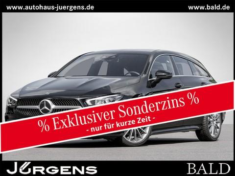Mercedes-Benz CLA 200 d SB AMG-Sport Prem Easy 19