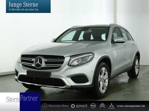 Mercedes GLC 220 d Exclusive Chrom-Paket Parkass