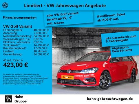 Volkswagen Golf 2.0 TSI VII R 19
