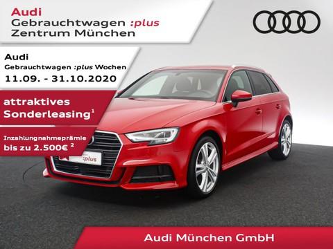 Audi A3 Sportback 30 g-tron 2x S line