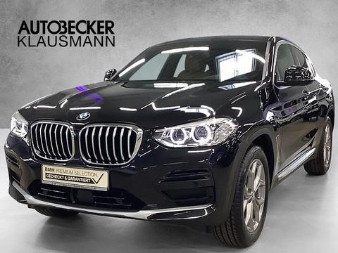 BMW X4 xDrive20d X LINE AUTOMATIK HIFI