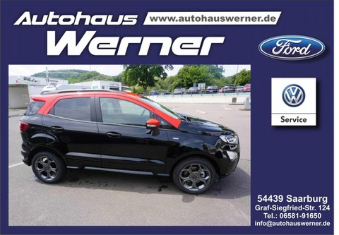Ford EcoSport 1.0 EcoBoost ST-Line (EURO 6d-)