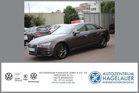 Audi A4 1.4 TFSI design