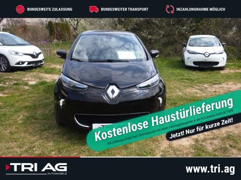 Renault ZOE Intens Z E zgl Batteriemiete Multif Lenkrad