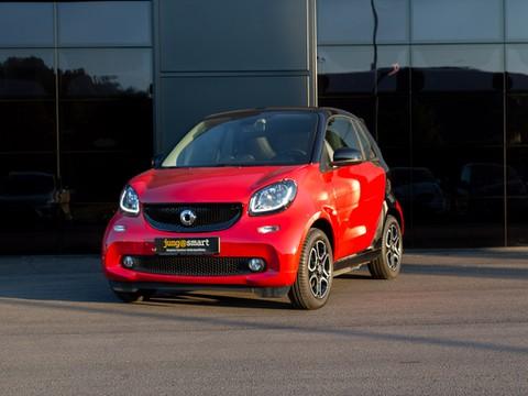 smart ForTwo cabrio turbo Cool u Media