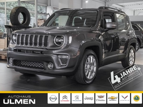 Jeep Renegade Limited Benziner Modell 2020 EURO 6d