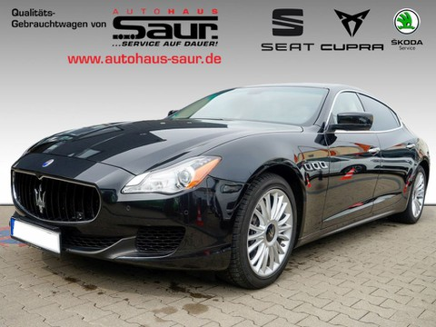 Maserati Quattroporte D HINTEN
