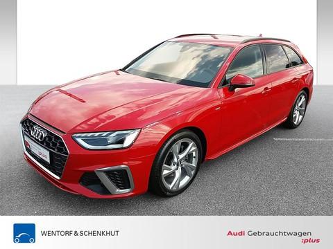 Audi A4 Avant 35 TDI S line Tour Business