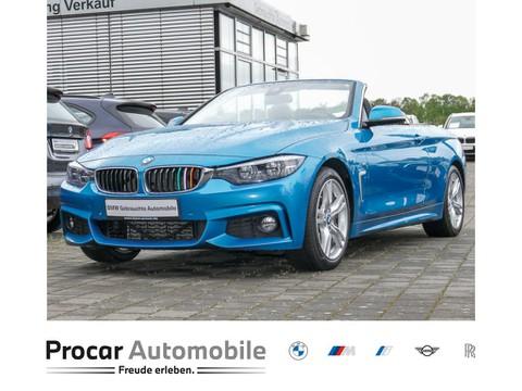 BMW 420 d Cabrio M Sport Prof H K