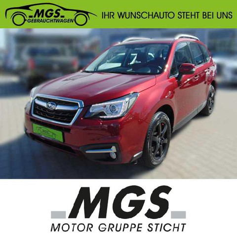 Subaru Forester 2.0 D Lineartronic Exclusive # #