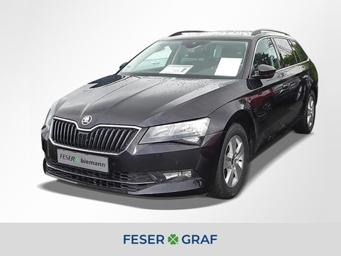Skoda Superb 1.6 TDI Combi Ambition