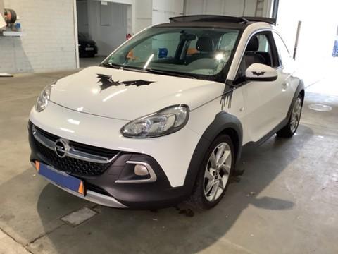 Opel Adam 1.2 Rocks SPORTLEDERSITZ