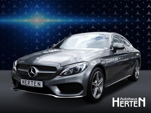 Mercedes-Benz C 200 Coupé AMG Line PARK-PAKET
