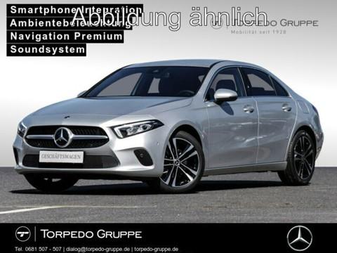 Mercedes-Benz A 180 PROGRESSIVE TOUCHPAD Reg