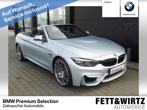 BMW M4 Cabrio 20 M RKamera TV
