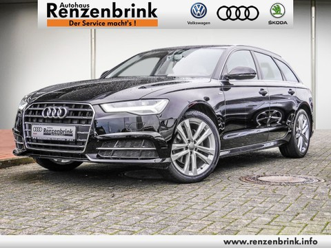 Audi A6 2.0 TDI Avant ultra S line selection