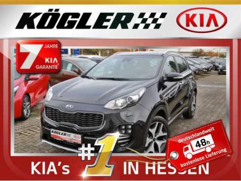 Kia Sportage 1.6 T-GDI GT Line | |