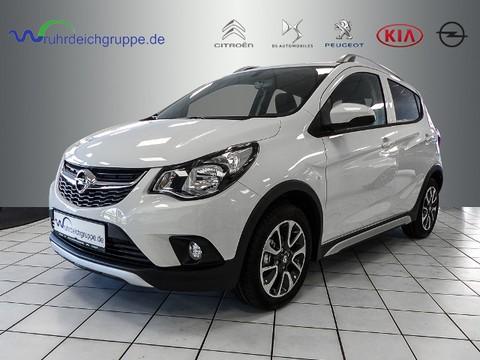 Opel Karl 1.0 Rocks Hinten Sitz Heizung