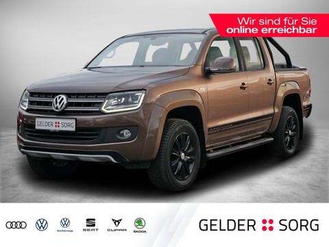 Volkswagen Amarok 2.0 BiTDI Atacama Stand