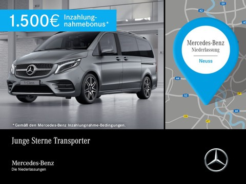 Mercedes-Benz V 250 d AVANTGARDE EDITION Sportfahrwerk