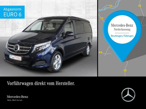 Mercedes V 250 d Marco Polo Edition Coman