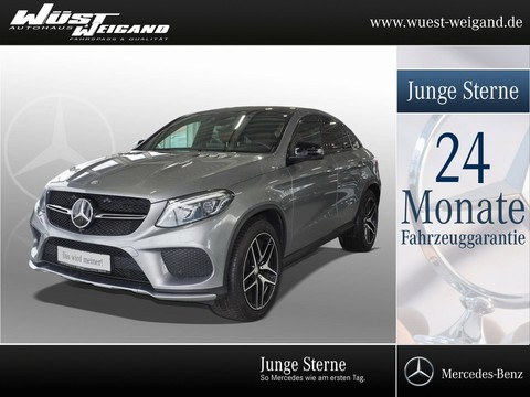 Mercedes-Benz GLE 450 AMG Coupé Fond