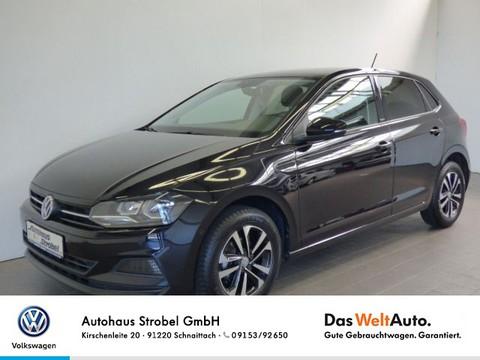 """Volkswagen Polo 1.0 TSI """"IQ DRIVE"""" Park Blind Spot Bluet"""