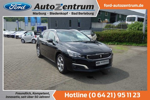 Peugeot 508 1.6 165 THP SW Active PP Reling