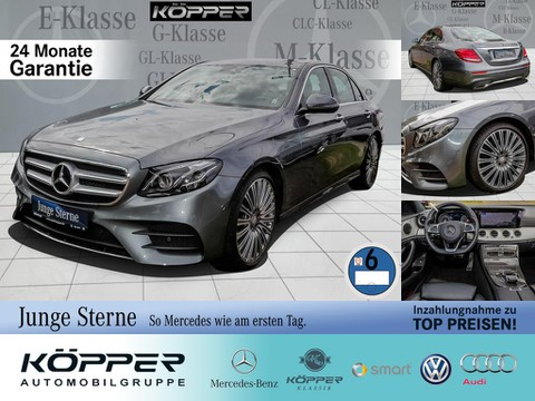 Mercedes E 400 AMG Business Edition