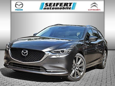 Mazda 6 SK 194 FWD 5T 6AG SPORTS