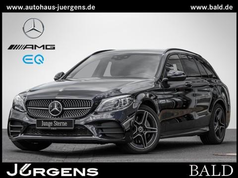 Mercedes-Benz C 300 d T AMG-Sport Wide Burm Memo