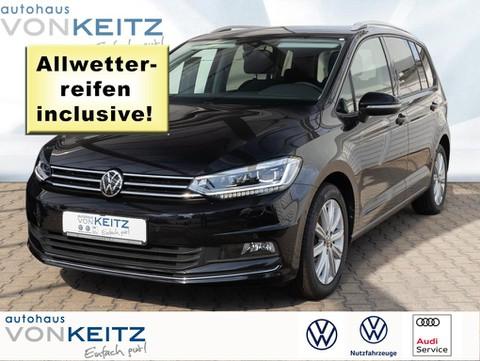 Volkswagen Touran 1.5 TSI COMFORTLINE SHA