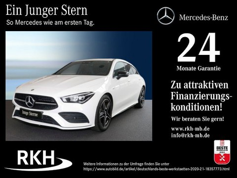 Mercedes-Benz CLA 200 SB AMG Line Night-Paket