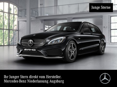 Mercedes-Benz C 43 AMG T PerfAbg Burmester