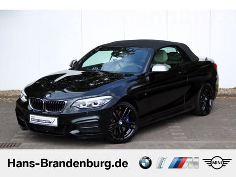 BMW M240i A Cabrio 589 EUR ohne Anz leasen LCI