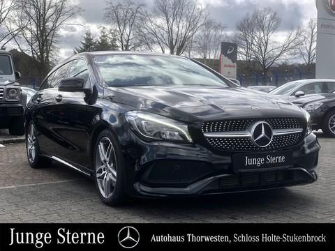 Mercedes-Benz CLA 220 d Shooting Brake AMG Line