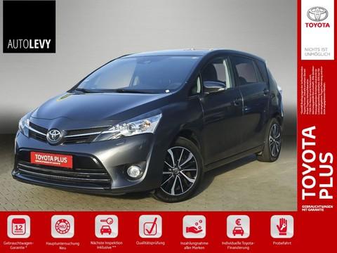 Toyota Verso Safetysense