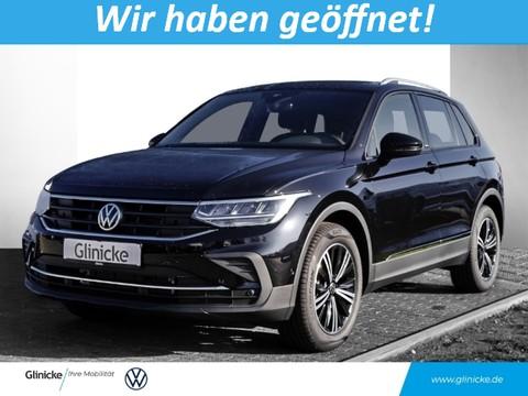 Volkswagen Tiguan UNITED Multif Lenkrad