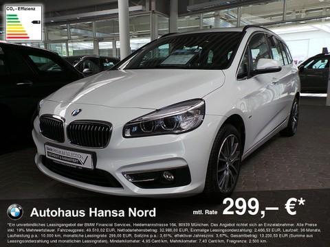 BMW 220 Gran Tourer Luxury Line