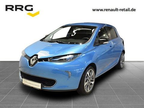 Renault ZOE INTENS AUTOMATIK zzgl BATTERIEMIETE Limous