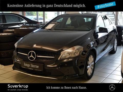 Mercedes-Benz A 180 Style