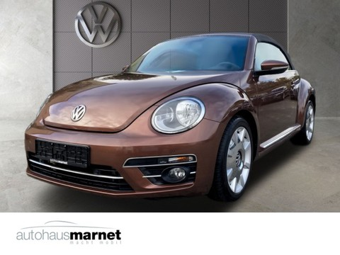 Volkswagen Beetle 1.2 TSI Cabrio Design
